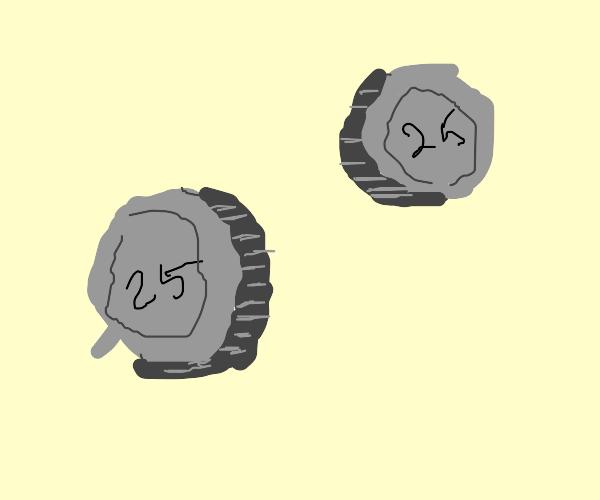 Dime Coins