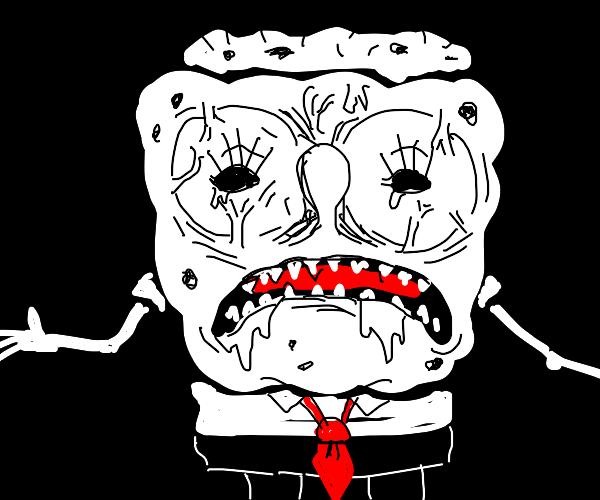 spongebob gone horribly wrong