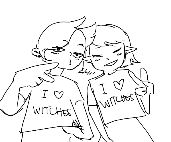 I Heart Witches