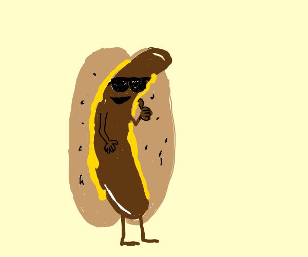 Cool Hot Dog