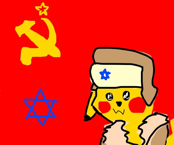 russian jewish pikachu