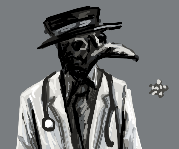 Plauge doctor is a modern doctor aswell