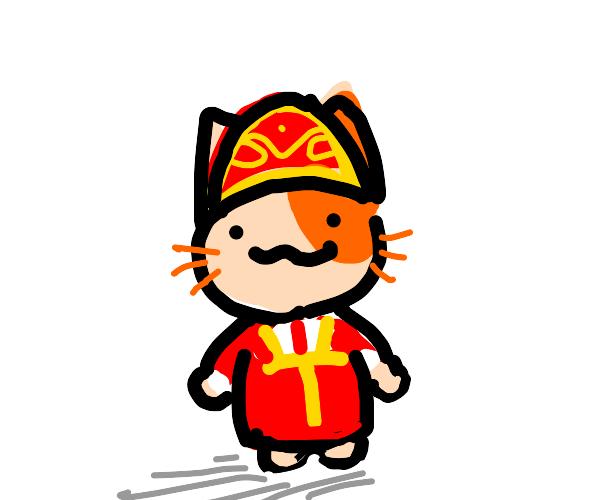 Slav cat