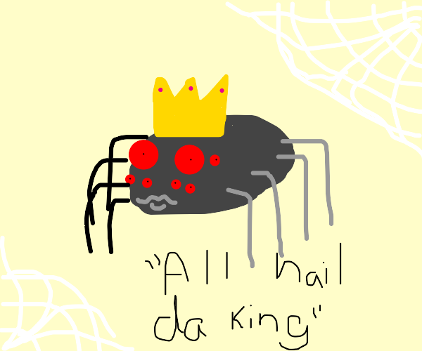Our Spider Overlord