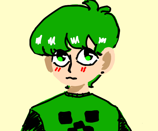 anime creeper boy