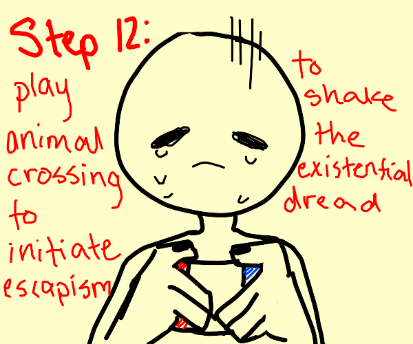 Step 11 Realize that your dreams are hopeless