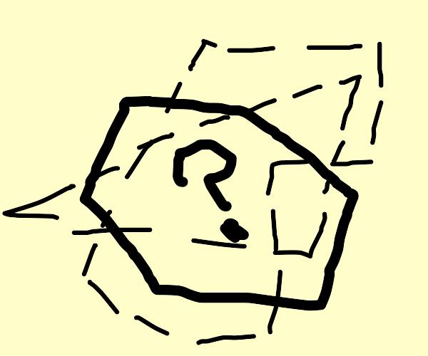 mystery shape
