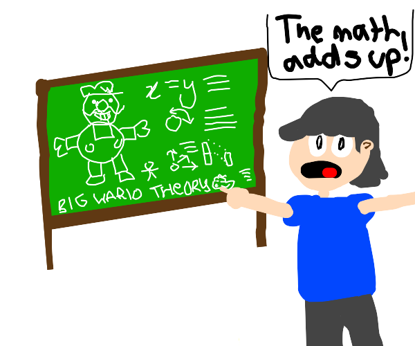 big wario theory