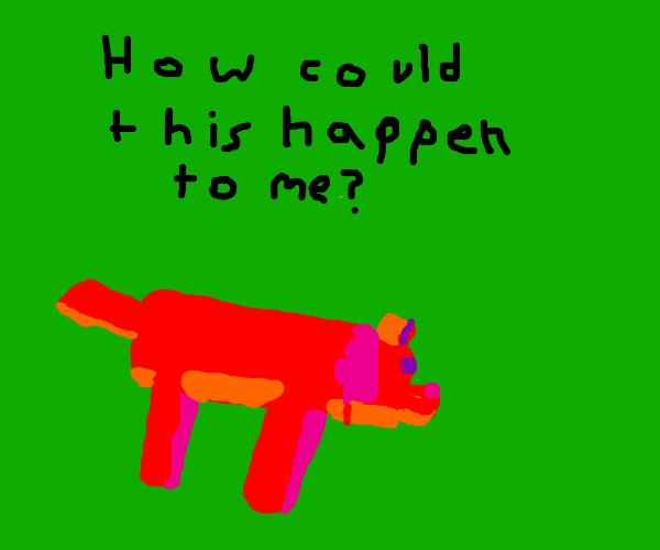 When Your Minecraft Dog Dies