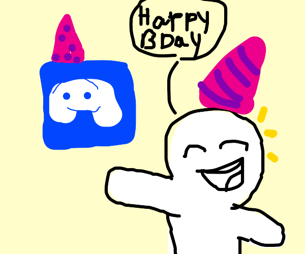 Happy 5th Dirthday, Discord!!!