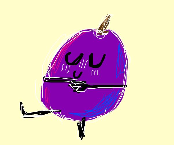 Peaceful Grape