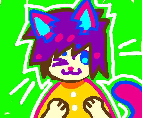 Catboy boyfriend