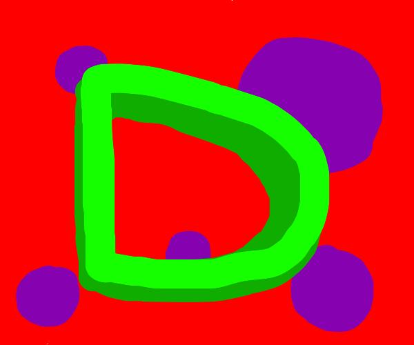 drawception logo but green