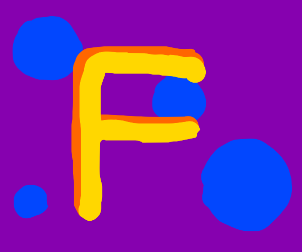 F: The Funny Letter