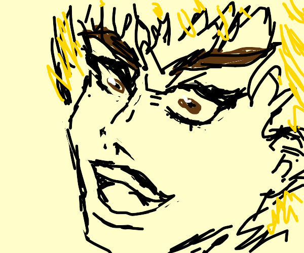 Part 3 Dio doing the kono dio da face