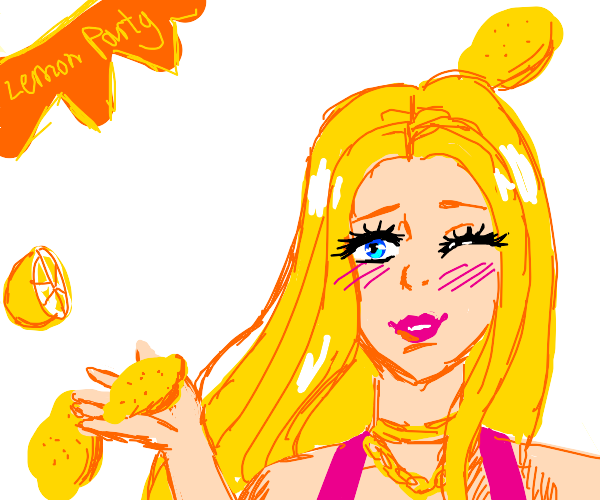 woooo lemon partyyyyy