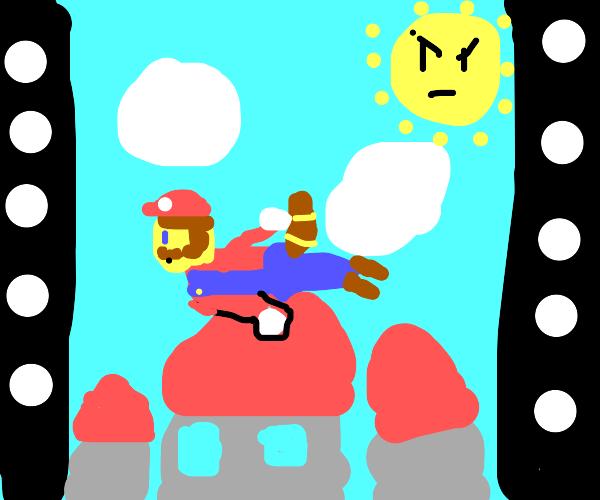Mario Bros The movie