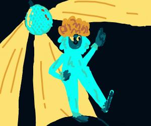 Disco Yetti