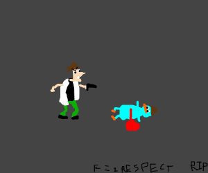 dr doofenschmirtz fcking kills perry