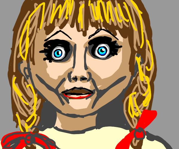 Demon doll