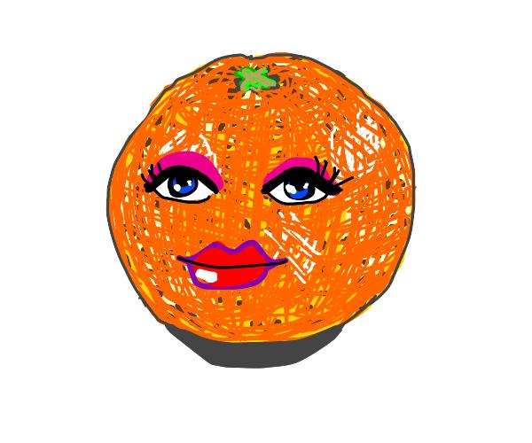 Sexy orange
