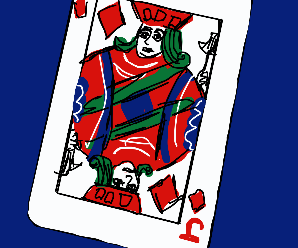 Jack of Diamonds (card)