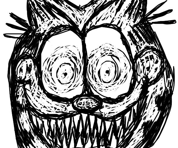 Demoniac Garfield