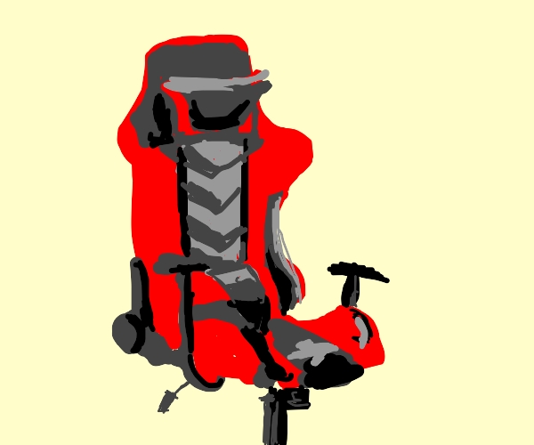 The Ultimate Gamer Chair, For Gamers Only