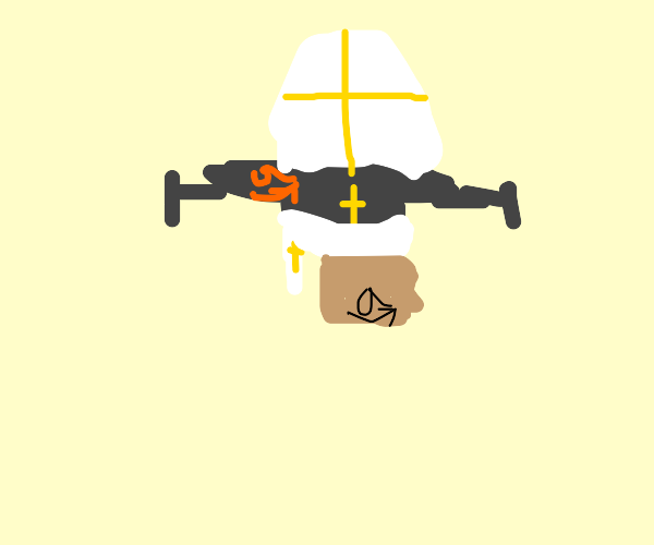 Amazon Pope Drone