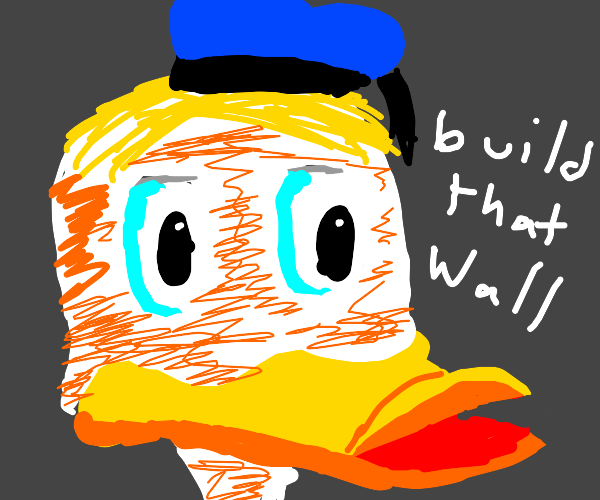 "Donald ""Duck"" Trump"