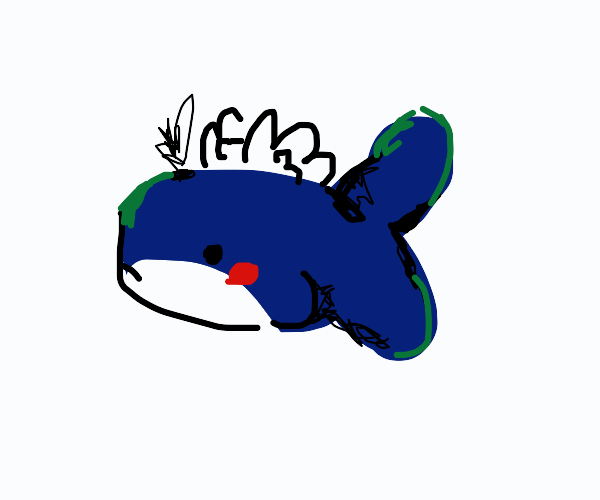 Flying Narwhal