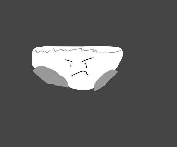 Angry diaper
