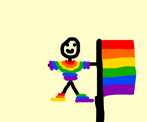 gayest man alive