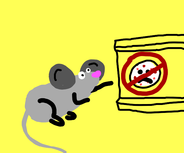 a mouse can solve acne problems