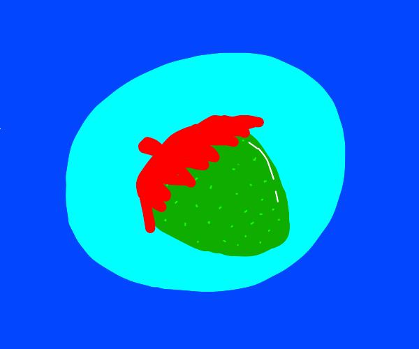 Inverted Strawberry