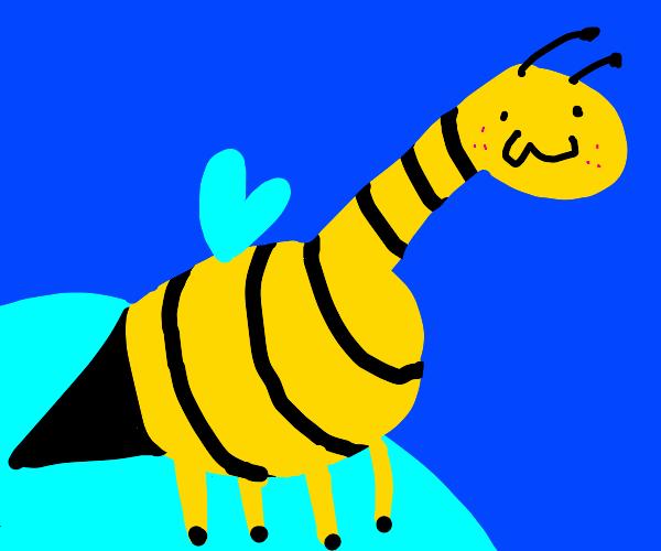 Giraffe bee