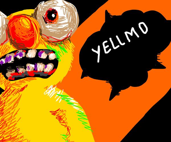 Yellmo in smash