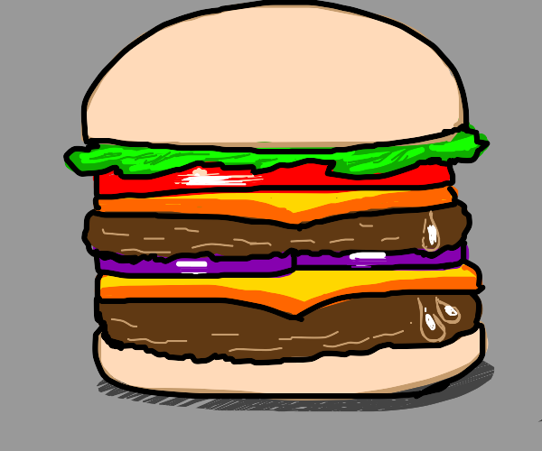 DELUXE Burger