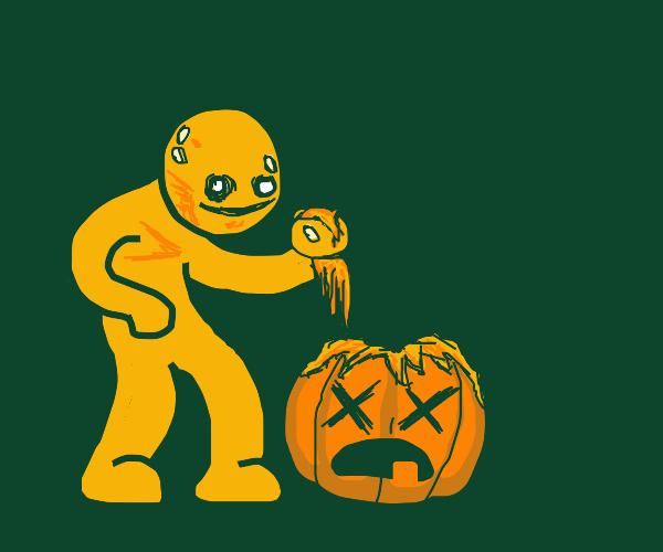 Jack o lantern killer