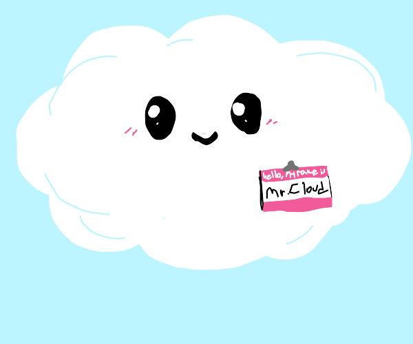Mr. Cloud
