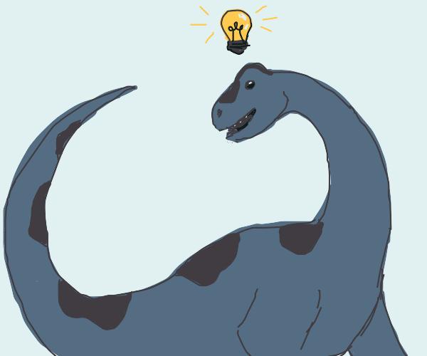 Mr. Dino Had an Id(ino)ea