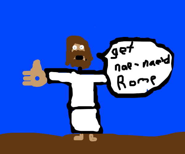 Jesus is back and better than ever