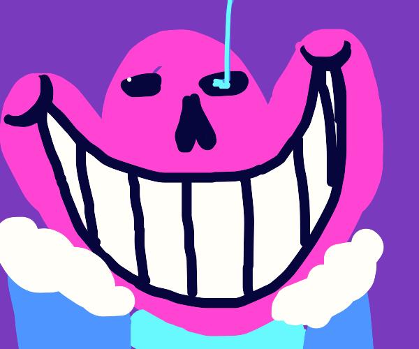 Purple sans