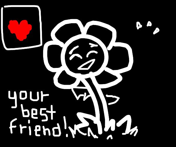 Flowey the Flower, Undertale