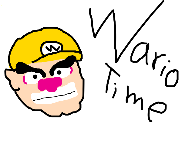 It's-a Wario time