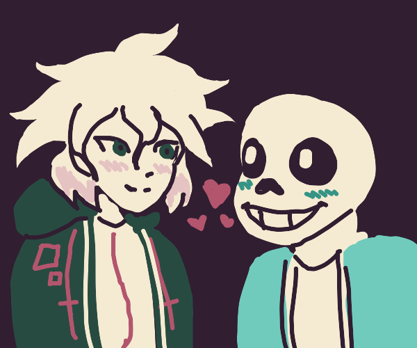Draw your OTP (one true pairing)