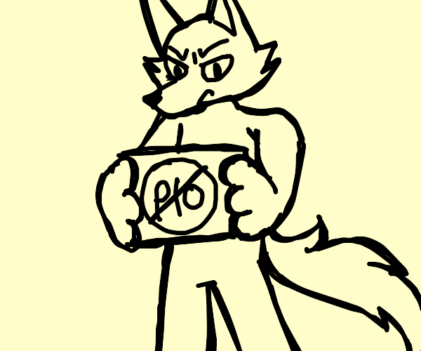 Furry is against P.I.O
