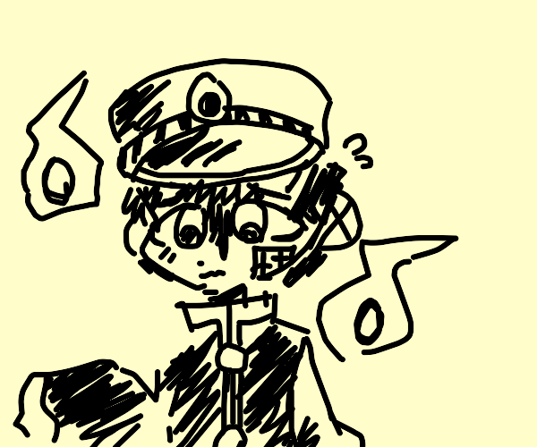 slightly worried anime boy (good art btw)