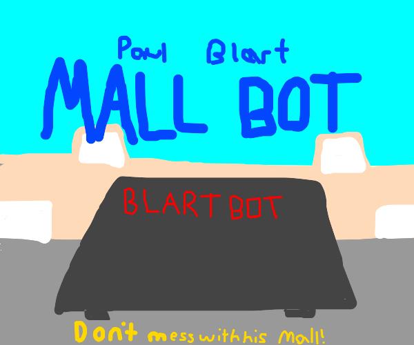 Paul Blart: Mall Bot