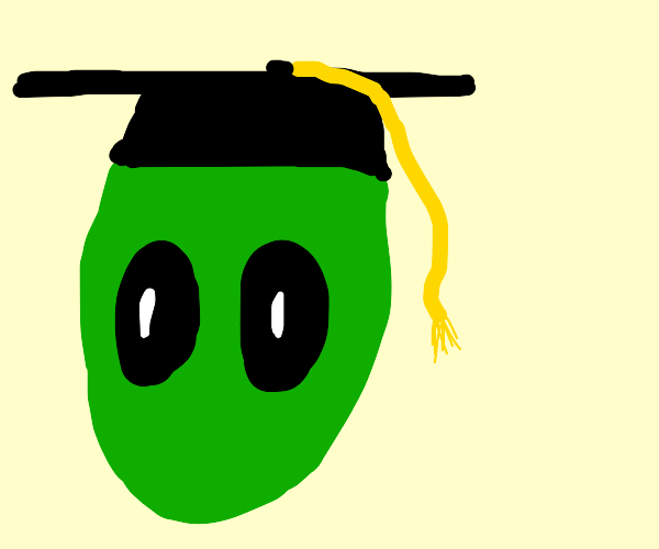 Alien graduate